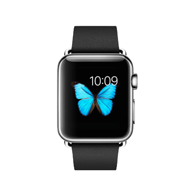 Apple Watch cinturino Classic Nero