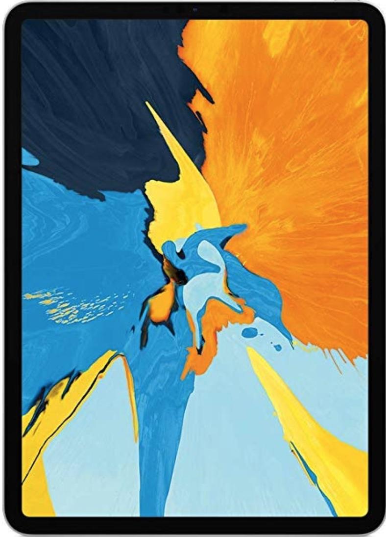 iPad Pro 12.9 3gen 512 GB Argento Wi-Fi (Ricondizionato grado A+)