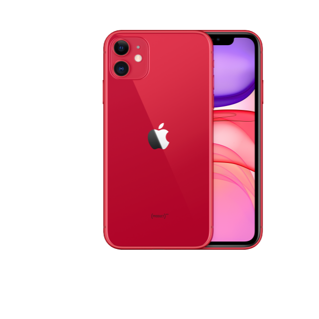 iPhone 11 64 GB RED (Ricondizionato grado A)