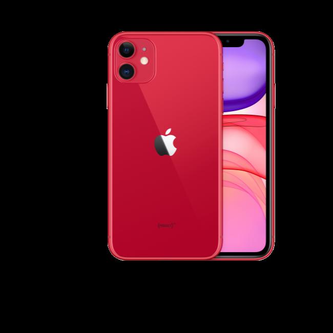 Apple iPhone 11 64 GB RED (Ricondizionato grado B)