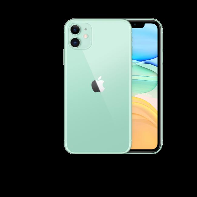 Apple iPhone 11 64 GB Verde (Ricondizionato grado A)