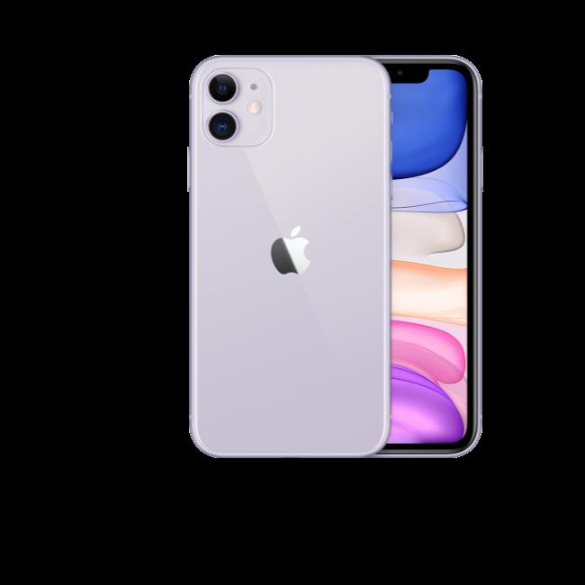 Apple iPhone 11 64 GB Viola (Ricondizionato grado B)