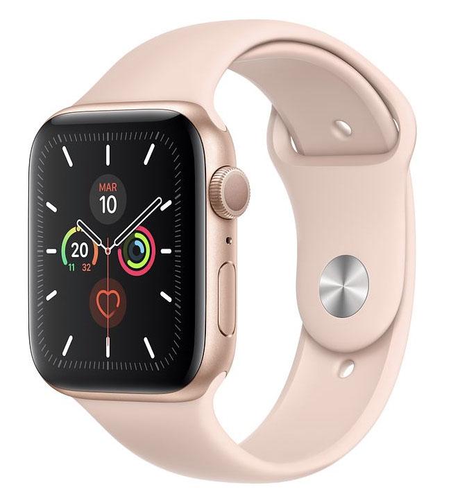 Apple Watch Serie 5 Serie 44 mm Oro GPS (Ricondizionato B)