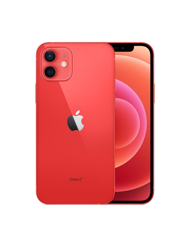Apple iPhone 12 mini 64 GB RED (Ricondizionato grado A+)