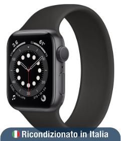 Apple Watch serie 6 40 mm Grigio siderale GPS (Ricondizionato grado B)