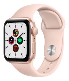 Apple Watch SE 40 mm Oro GPS (Ricondizionato grado B)
