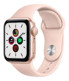 Apple Watch SE 40 mm Oro GPS (Ricondizionato grado A)