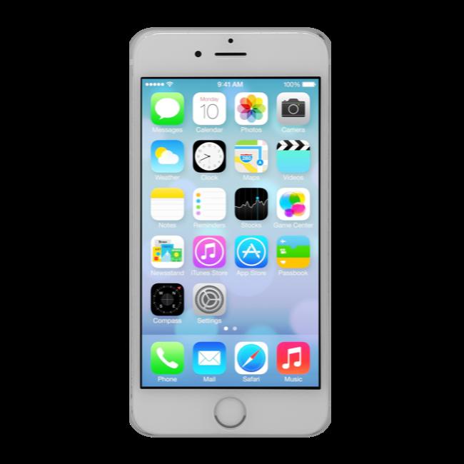 Apple iPhone 6s 32 GB Argento (Ricondizionato grado B)