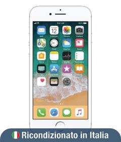 iPhone 7 32 GB Argento (Ricondizionato grado B)