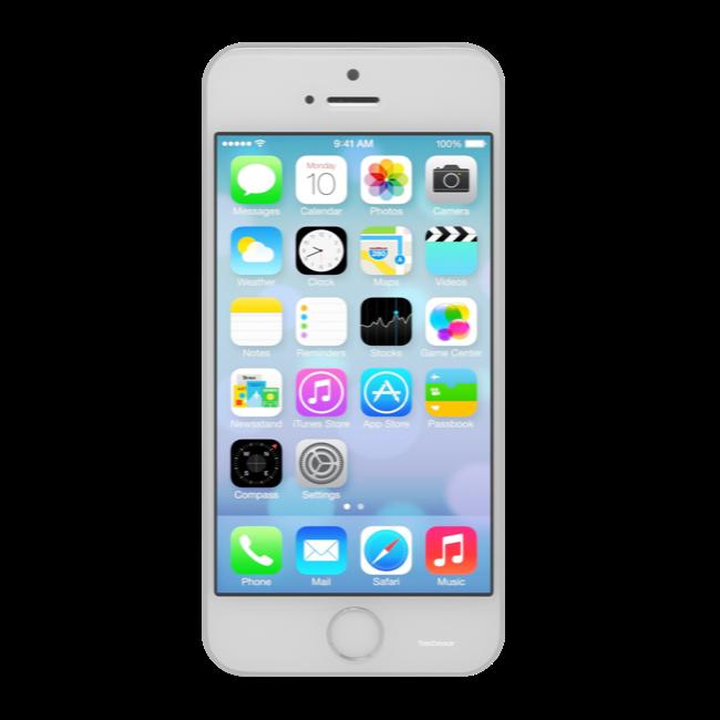 Apple iPhone 5s 16 GB Argento (Ricondizionato grado A)