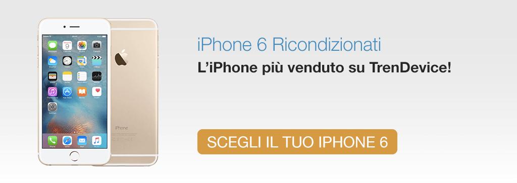 iPhone 6 Rigenerato TrenDevice