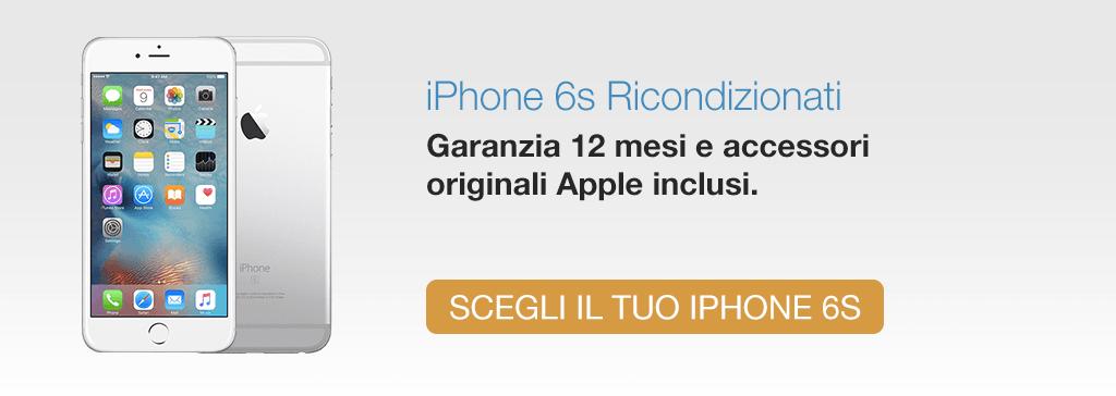 iPhone 6s Ricondizionato TrenDevice