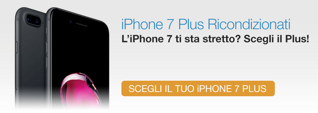 iPhone 7 Plus Rigenerato TrenDevice