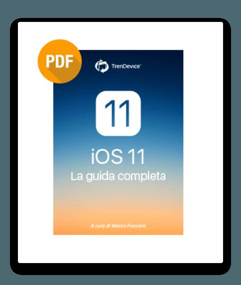 copertina ios 11 ebook