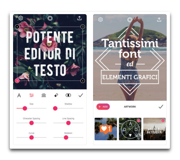 app font candy