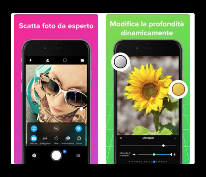app camera +