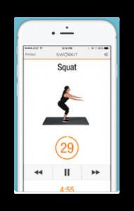 app ios sworkit personal trainer