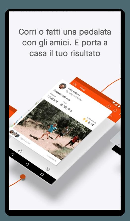 app android strava gps