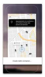 app android uber