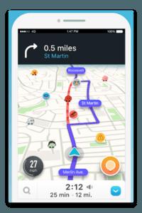 app android waze