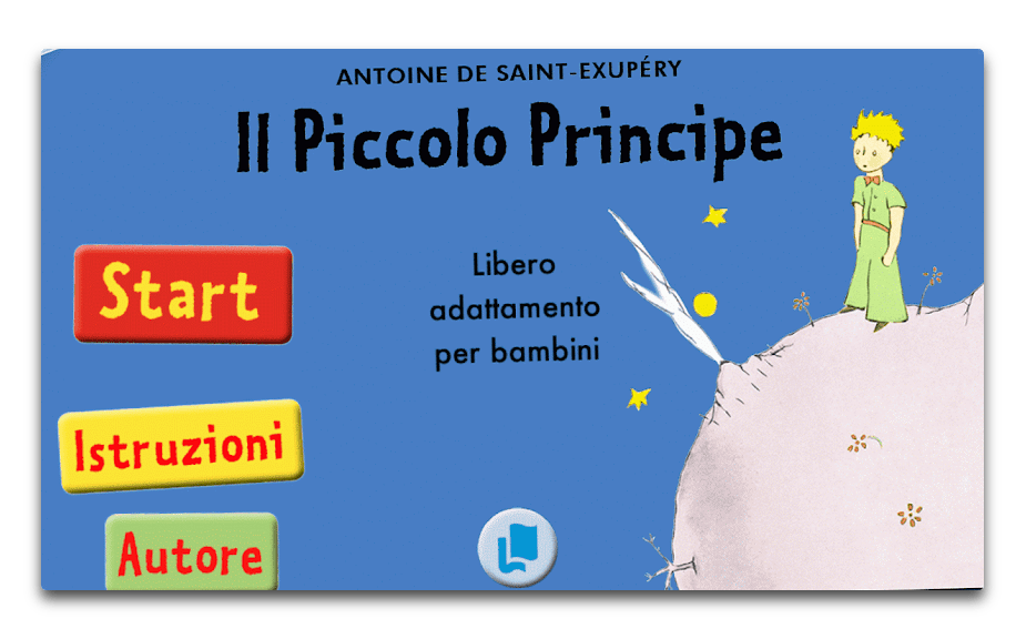 application android le petit prince