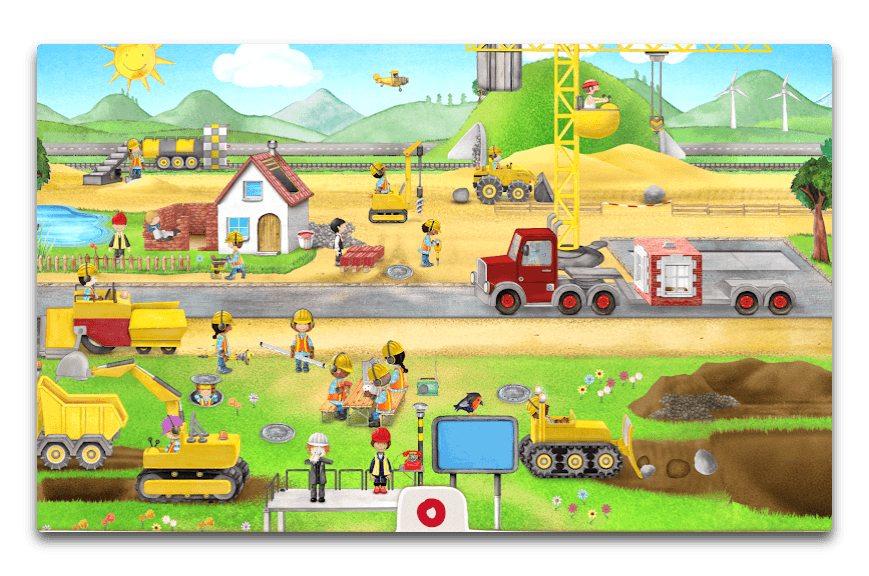 app android tiny builders