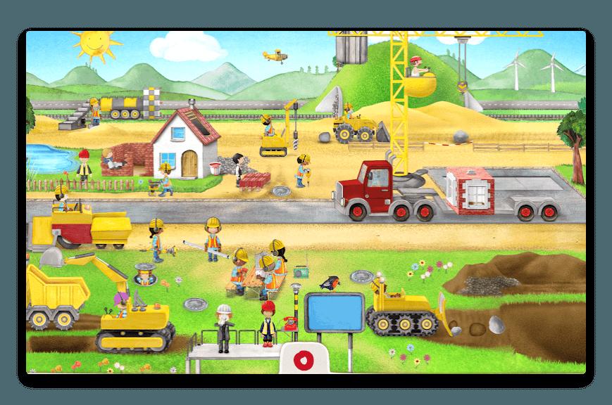 minuscule constructeurs app android