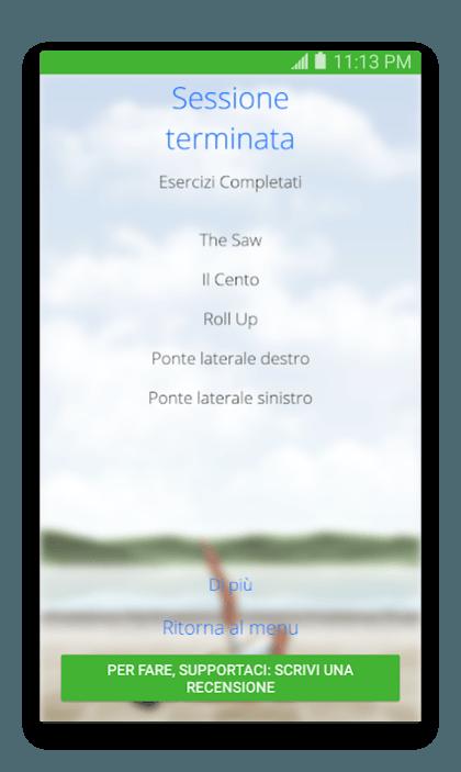 app pilates in 5 minuti per android