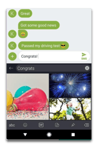 app android swiftkey keyboard