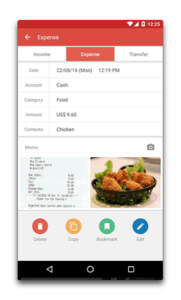 app android money manager