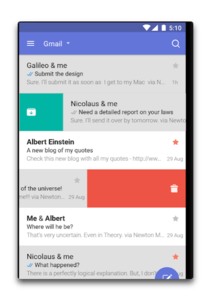 app android newton mail