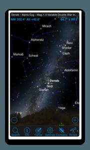 app ios celestron skyportal