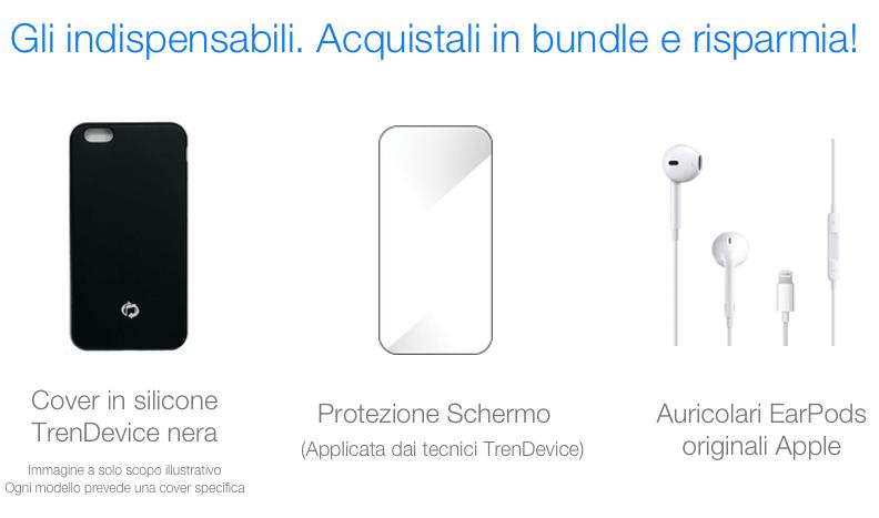 accessori iPhone, cover, protezione schermo