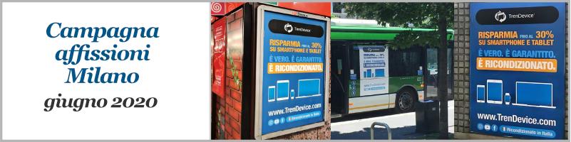 Campagna Affissioni Milano