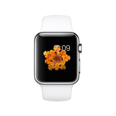 Apple Watch cinturino Sport Bianco