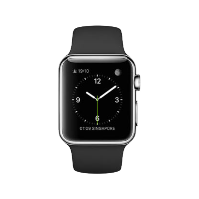 Apple Watch cinturino Sport Nero